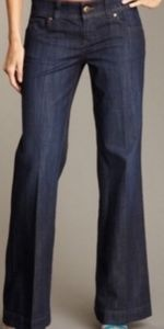 Level 99 Anthropologie Wide Leg Denim 5/6